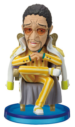 main photo of One Piece World Collectable Figure Vol. 14: Kizaru