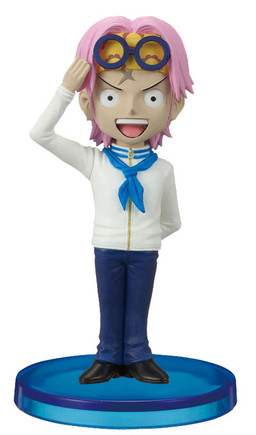 main photo of One Piece World Collectable Figure Vol. 14: Coby