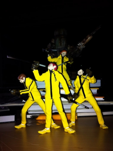 main photo of Action Portable Yellow Hornets TK