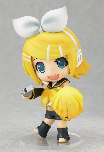 main photo of Nendoroid Rin Kagamine: Cheerful Ver.