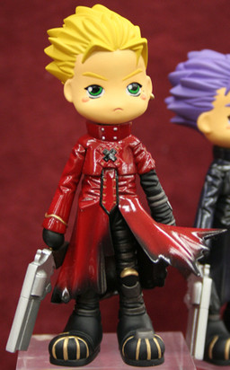 main photo of Vash the Stampede