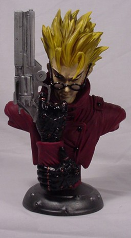 main photo of Vash the Stampede Red Ver.
