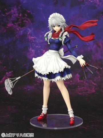 main photo of Perfect and Elegant Servant Izayoi Sakuya Youyoumu ver.