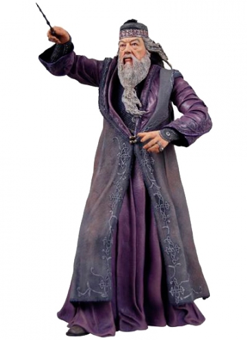 main photo of Professor Dumbledore