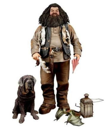 main photo of Hagrid Deluxe 9 Action Figure with Sound