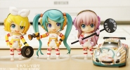 photo of Nendoroid Petite: Racing Miku Set - 2010 ver: GT Pull-Back Mini Car  - RQ 2 Ver.