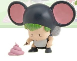 main photo of Gatchan collection - Part 1: Norimaki Gajira Black Mouse Ver.