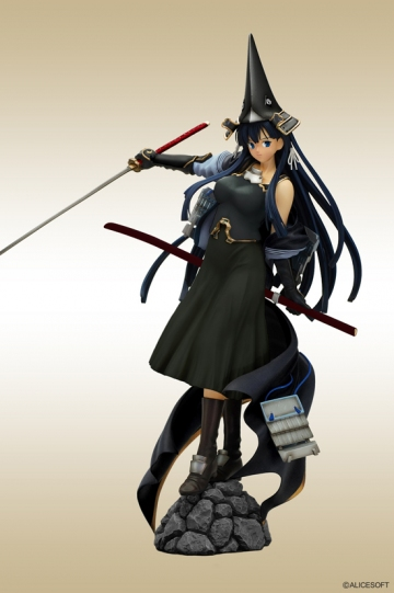 main photo of R-line Uesugi Kenshin Black Ver.