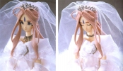 photo of Belldandy June Bride ver.