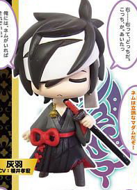 main photo of Teiden Shoujo to Hanemushi no Orchestra Trading Voiced Mascot: Haibane