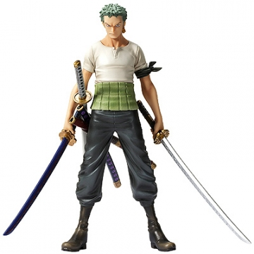 main photo of The Grandline Men DXF Figure Vol.9 Roronoa Zoro
