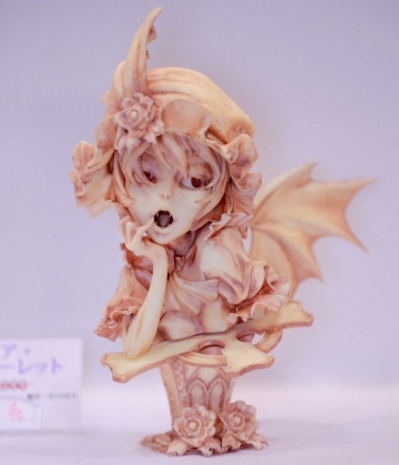 main photo of Remilia Scarlet bust ver.