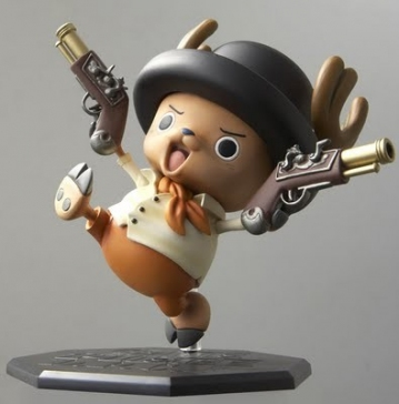 main photo of Door Painting Collection Figure Tony Tony Chopper Western ver.