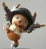 photo of Door Painting Collection Figure Tony Tony Chopper Western ver.