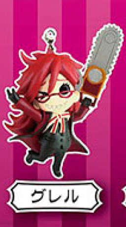 main photo of Kuroshitsuji Colorful Collection: Grell Sutcliff