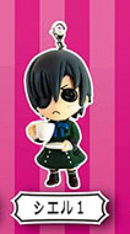 main photo of Kuroshitsuji Colorful Collection: Ciel Phantomhive