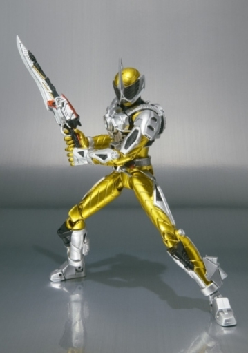 main photo of S.H.Figuarts Kamen Rider Accel Booster