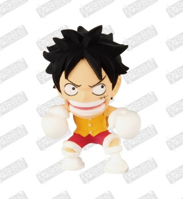 main photo of Anichara Heroes One Piece Vol. 8 Impel Down: Monkey D. Luffy
