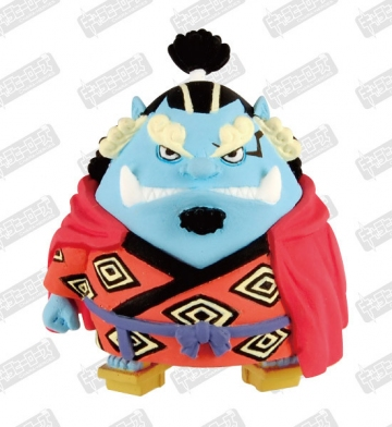 main photo of Anichara Heroes One Piece Vol. 8 Impel Down: Jinbei