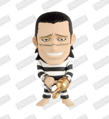 main photo of Anichara Heroes One Piece Vol. 8 Impel Down: Crocodile