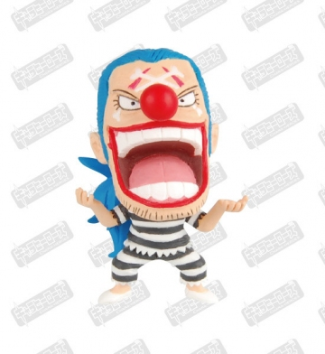 main photo of Anichara Heroes One Piece Vol. 8 Impel Down: Buggy