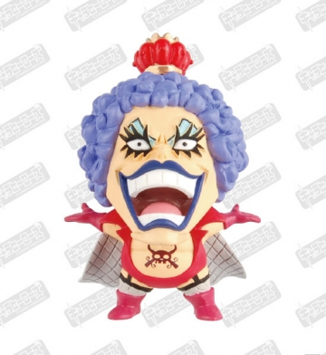 main photo of Anichara Heroes One Piece Vol. 8 Impel Down: Emporio Ivankov