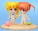 photo of Nendoroid Petite: Nanoha & Fate - Summer Memories Set: Fate Testarossa