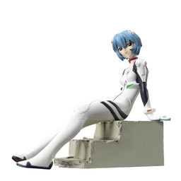 main photo of HGIF Eva 01 Sadamoto Collection: Ayanami Rei
