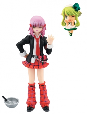 main photo of SR Shugo Chara: Hinamori Amu Wink Ver.