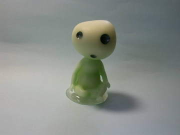 main photo of Kodama sitting figure #1084 All Ages Ver.