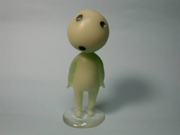 main photo of Kodama standing figure #1087 All Ages Ver.