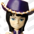 Anichara Heroes One Piece Vol.2 Arabasta Fierce Fighting: Nico Robin