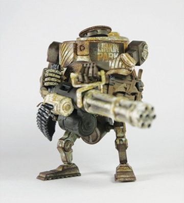 main photo of WWRp BRAMBLE MK2 GATLING Linkin Park EXCLUSIVE