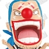 Anichara Heroes One Piece Vol. 8 Impel Down: Buggy