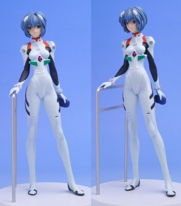main photo of Rebuild of Evangelion EX Figure Ayanami Rei
