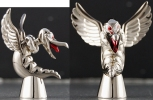 photo of Metallic Monsters Gallery: Silver Chimaera