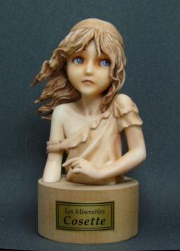 main photo of Cosette Musical Bust Ver.