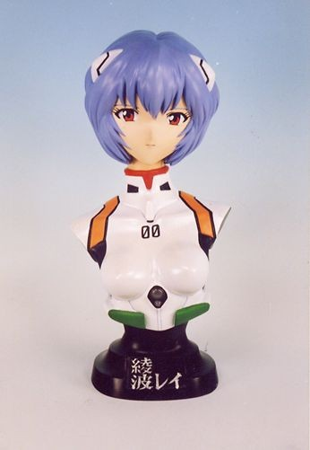 main photo of Ayanami Rei Plug Suit Bust Ver.