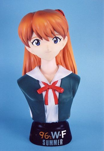 main photo of Soryu Asuka Langley Bust Ver.