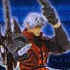 Devil May Cry 2 Mini Action Figure: Dante Sparda A Ver.