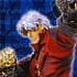 Devil May Cry 2 Mini Action Figure: Dante Sparda B. Ver.