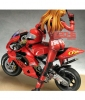photo of Asuka with Motorcycle