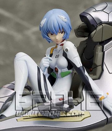 main photo of ANTIHERO Ayanami Rei with Entry Plug Interior