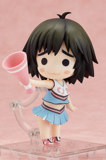 main photo of Nendoroid Shiina Mayuri: Cheerful Ver.