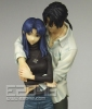 photo of Misato and Kaji