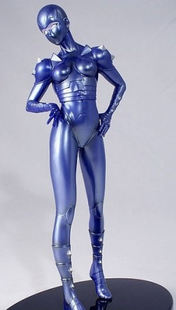 main photo of Cobra Real Figure #1 Armaroid Lady