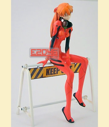 main photo of Asuka Sitting on Balustrade