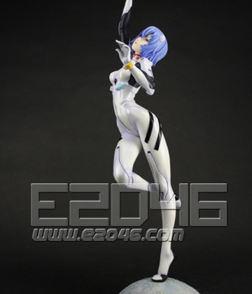 main photo of Rei Ayanami