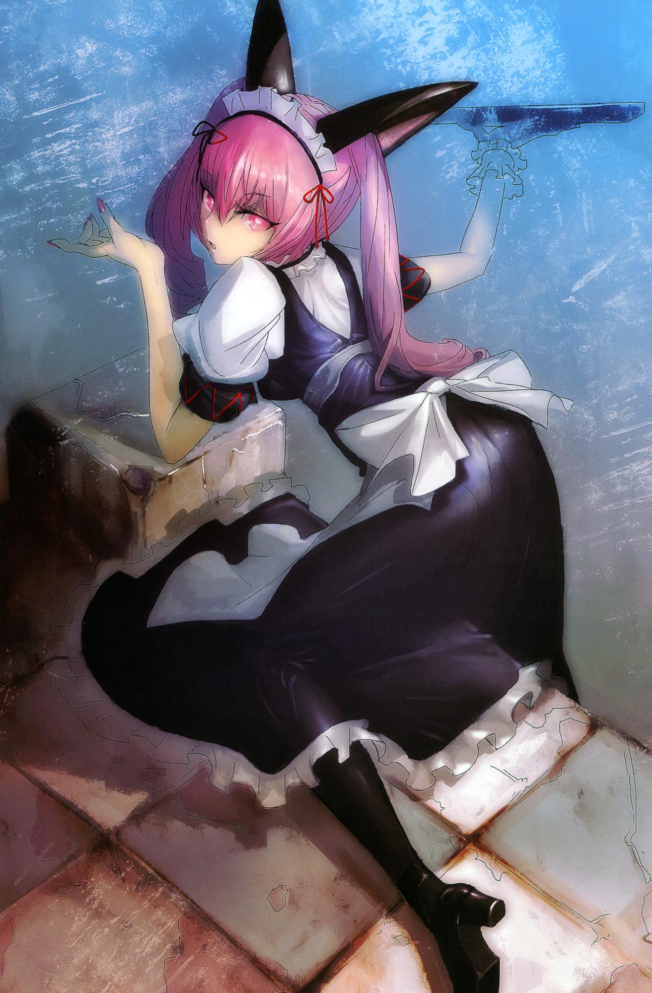 Rumiho Akiha - Steins;Gate - Mobile Wallpaper #961485 - Zerochan ...