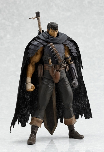 main photo of figma Guts: Black Soldier ver.